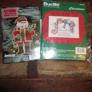 2 Christmas Decor Kits